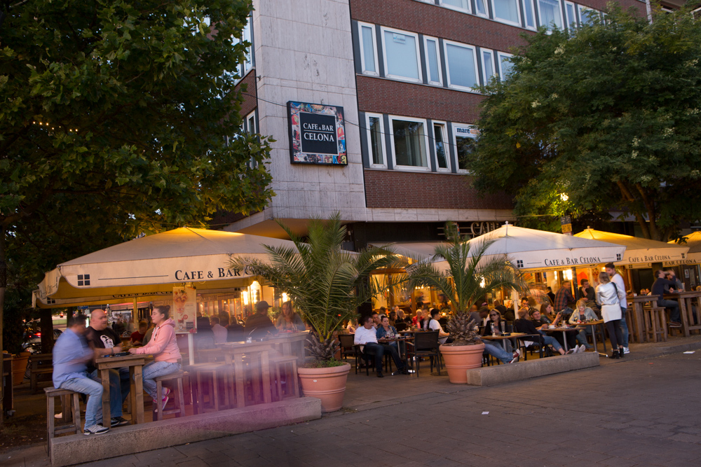 Barcelona Bremen