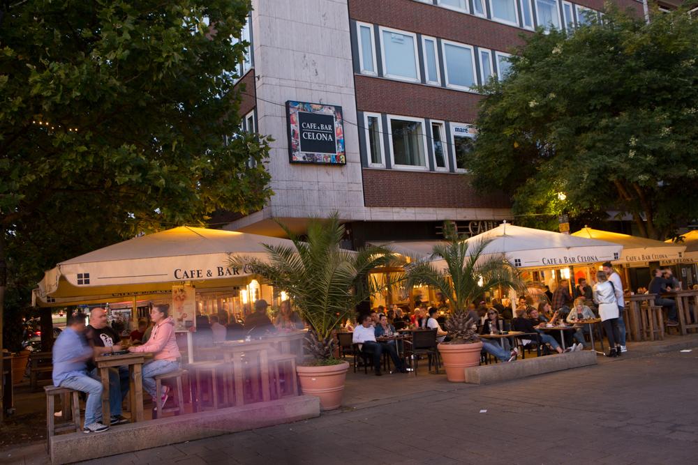 Cafe Bar Celona Bremen Schlachte Cafe Bar Celona