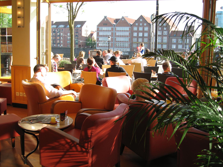 Cafe U0026 Bar Celona Bremen Wohnzimmer