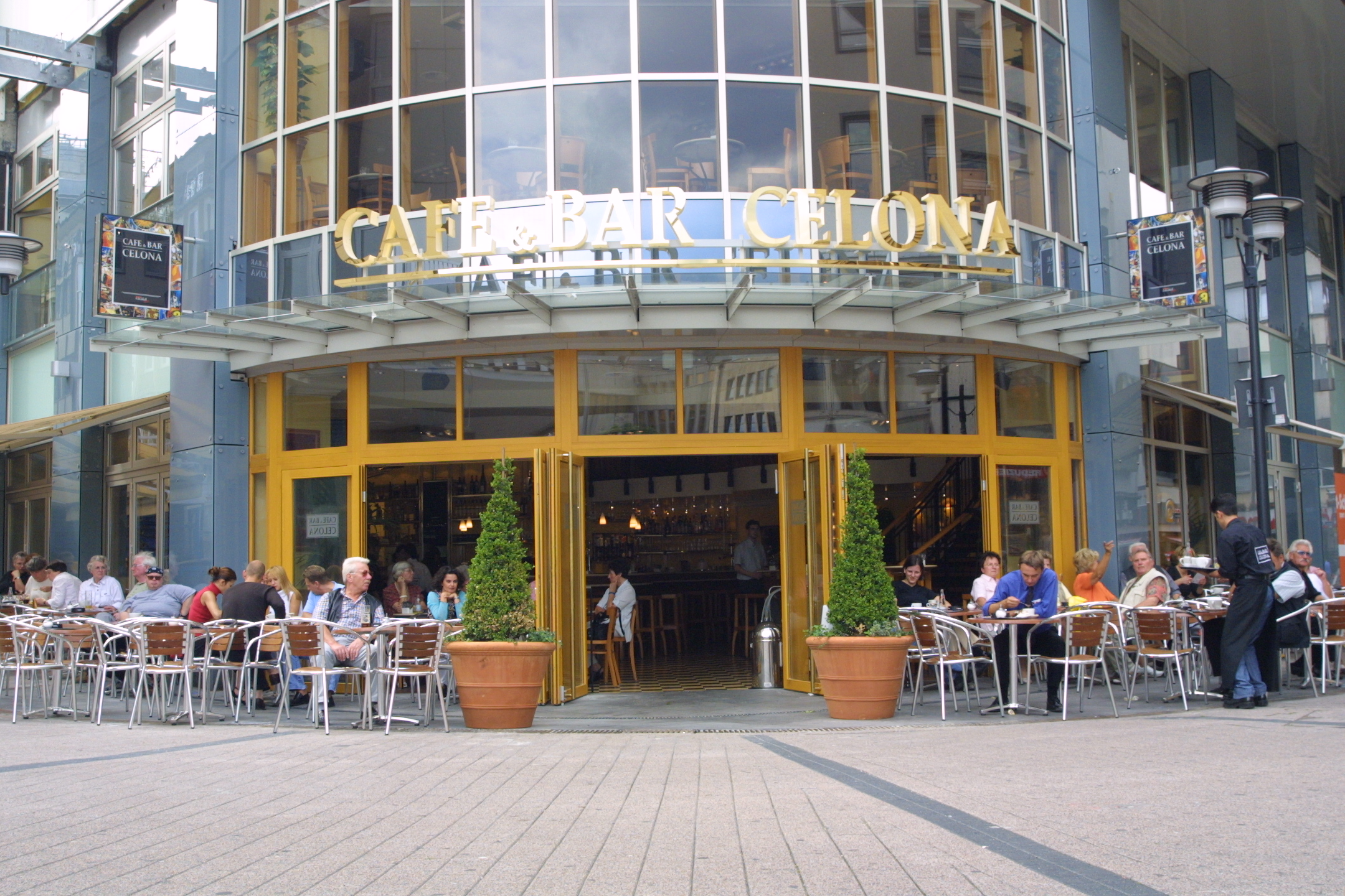 Cafe De Cafe Bochum