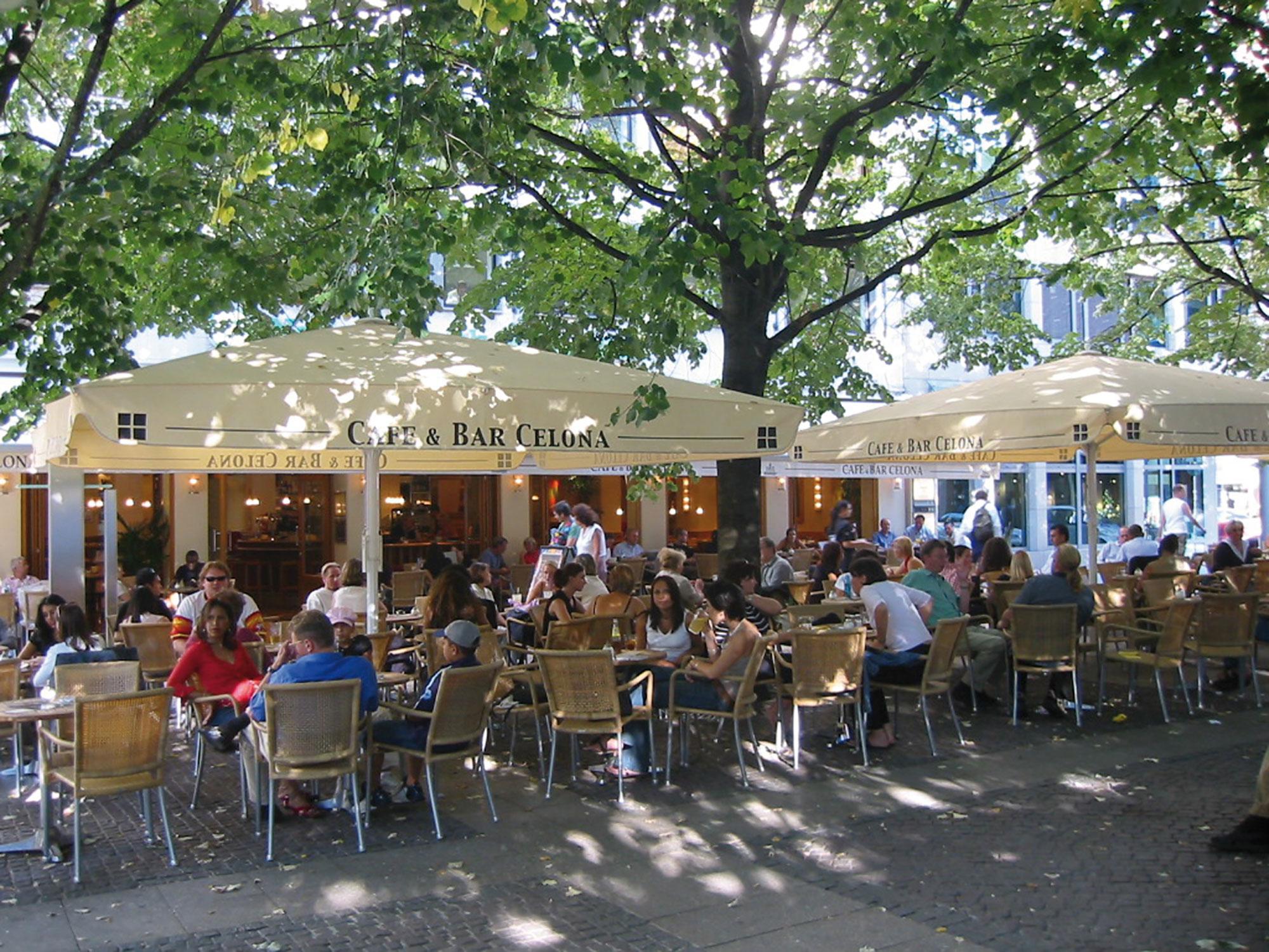 Cafe Kunstverein Frankfurt
