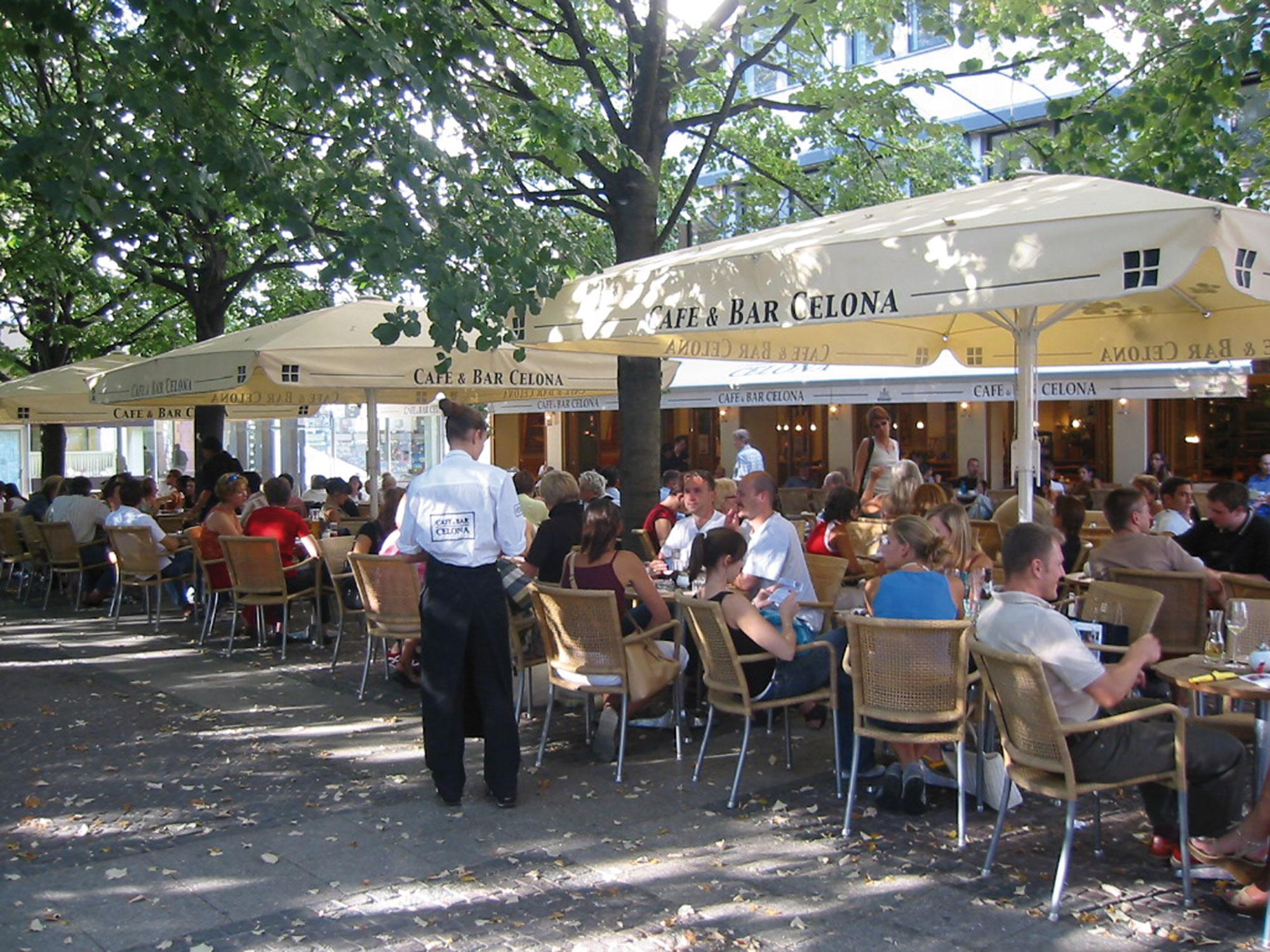 Grosses Cafe Frankfurt