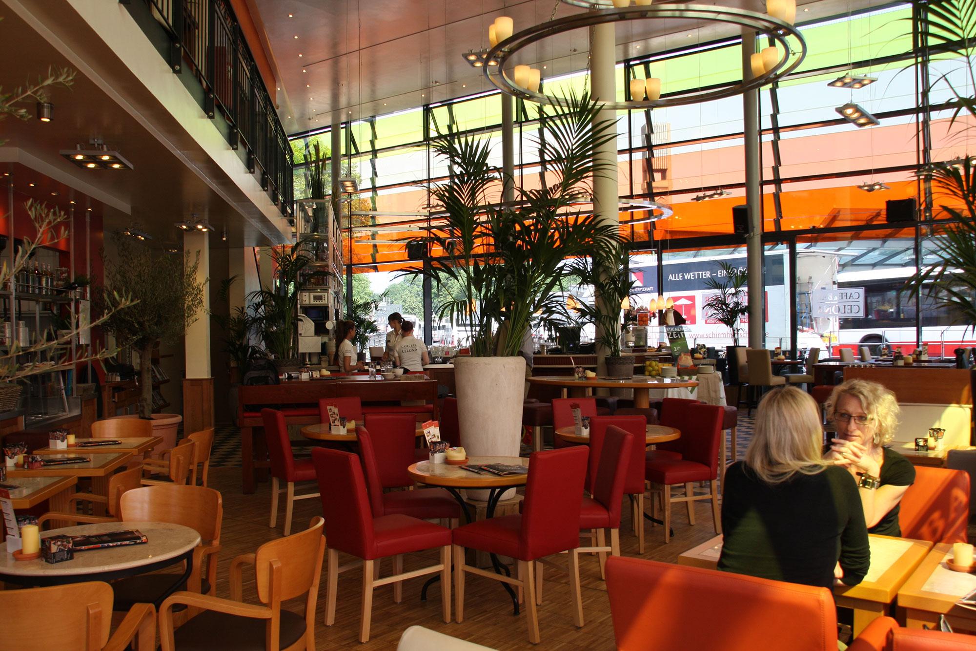 cafe bar celona hamburg wandsbek cafe bar celona. Black Bedroom Furniture Sets. Home Design Ideas