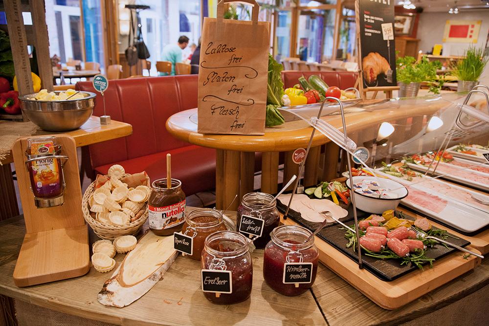 Unser Schlemmerbuffet Cafe Bar Celona
