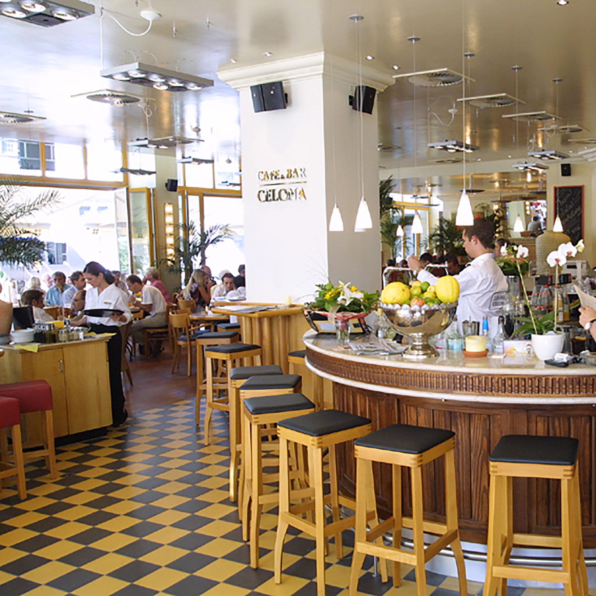 Cafe Und Bar Celona Paderborn