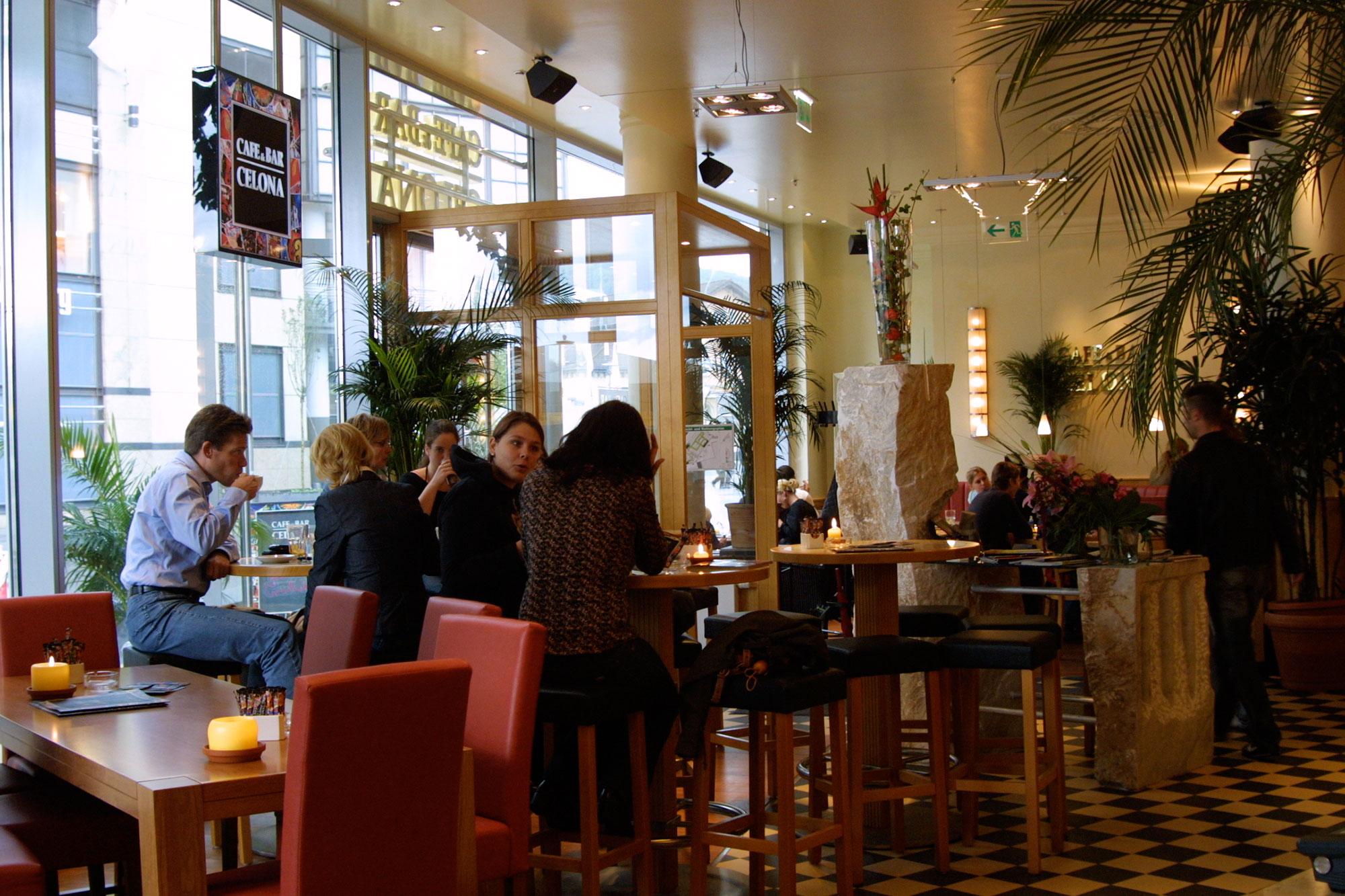cafe bar celona siegen cafe bar celona. Black Bedroom Furniture Sets. Home Design Ideas