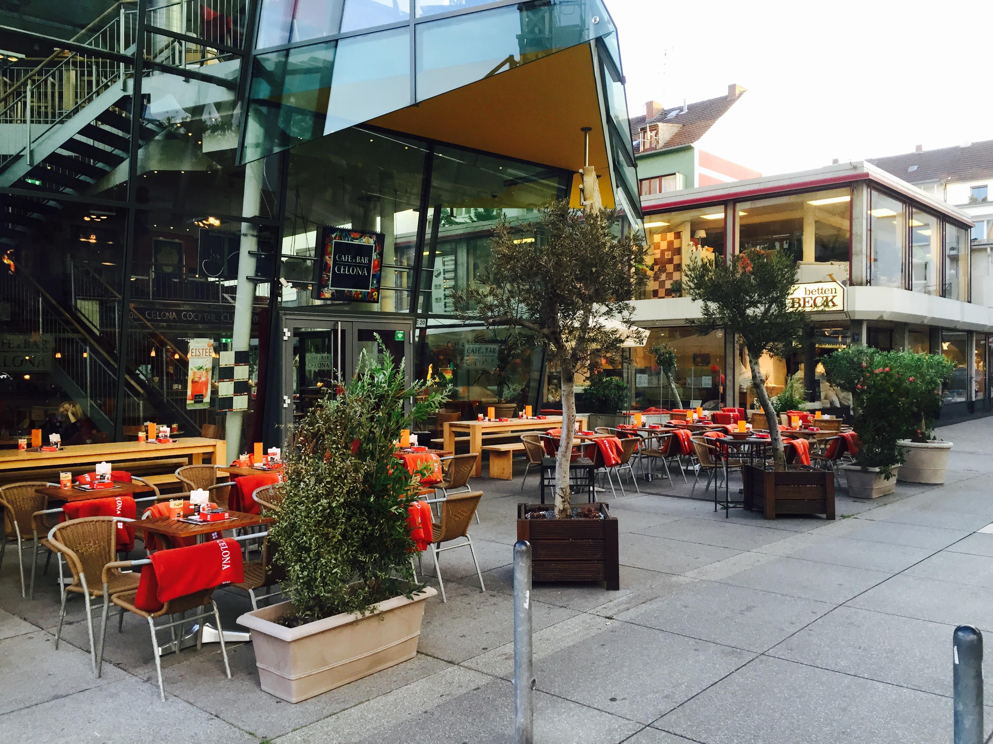 cafe bar celona krefeld cafe bar celona. Black Bedroom Furniture Sets. Home Design Ideas