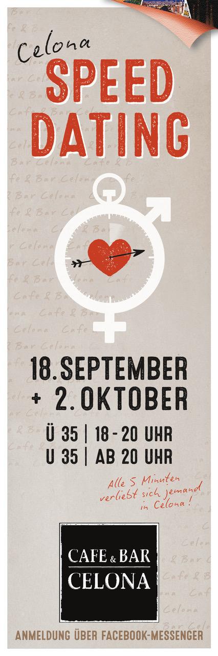 Celona Speed Dating in Lübeck - Cafe & Bar Celona